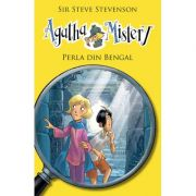 Agatha Mistery vol. 2. Perla din Bengal - Sir Steve Stevenson