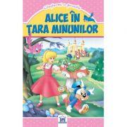 Alice in Tara Minunilor. Citeste-mi o poveste