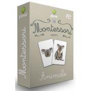 Animale. Carti de joc Montessori