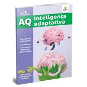 AQ. Inteligenta adaptativa 3 ani. Colectia MultiQ