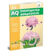 AQ. Inteligenta adaptativa 4 ani. Colectia MultiQ
