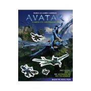 Avatar. Carte cu abtibilduri reutilizabile - James Cameron's