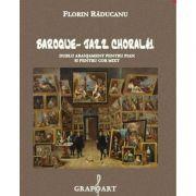 Baroque. Jazz choral. Dublu aranjament pentru pian - Florin Raducanu