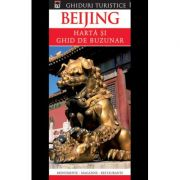 Beijing. Ghid de buzunar + harta plianta