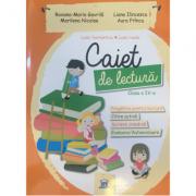 Caiet de lectura. Clasa a IV-a - Gavrila Maria-Roxana