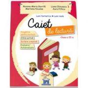 Caiet de lectura pentru clasa a II-a - Maria-Roxana Gavrila