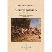 Caprice roumain pour Violon et Orchestre - George Enescu