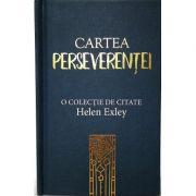 Cartea Perseverentei. O colectie de citate
