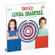 Carti educative cu CD - Invat limba franceza