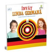 Carti educative cu CD. Invat limba germana