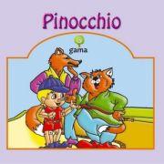 Carti pliante mari - Pinocchio