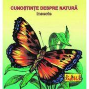 Carti pliante mici - Insecte