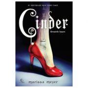 Cinder. Cartea I din Croncile lunare - Marissa Meyer