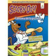 Citeste si lipeste cu ScoobyDoo! - Fantoma de la pizzerie