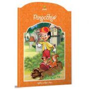 Colorez povesti alese - Pinocchio