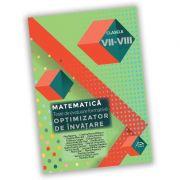 Teste de evaluare formativa - Matematica - clasele VII-VIII - OPTIMIZATOR DE INVATARE