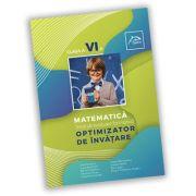 Teste de evaluare formativa - Matematica - clasa a VI-a - OPTIMIZATOR DE INVATARE