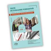Teste de evaluare formativa - Limba si literatura romana - clasa a IX-a - OPTIMIZATORUL tau DE PERFORMANTA