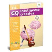 CQ. Inteligenta creativa. 4 ani. Colectia MultiQ