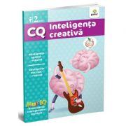 CQ. Inteligenta creativa. 2 ani. Colectia MultiQ