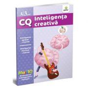 CQ. Inteligenta creativa. 3 ani. Colectia MultiQ