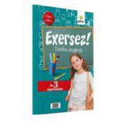 Exersez! - Limba engleza clasa a III-a