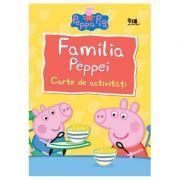 Familia Peppei. Carte de activitati