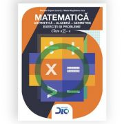 Matematica - Aritmetica – Algebra – Geometrie - Exercitii si probleme - Clasa a VI-a