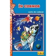 In cosmos - Carte de colorat A5