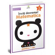 Invat devreme! - Matematica pentru 1 an