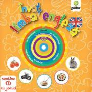 Invat limba engleza - Contine CD cu jocuri