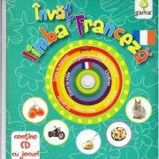 Invat limba franceza - Contine CD cu jocuri