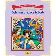 Prima mea carte de citit - Cele 11 lebede