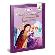 Invat sa citesc in limba engleza! Nivelul 1. Rapunzel - dupa Fratii Grimm