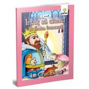 Invat sa citesc in limba franceza! Nivelul II - Motanul incaltat