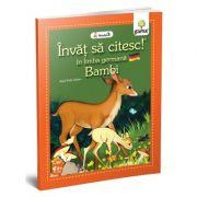 Invat sa citesc in limba germana! Nivelul 3. Bambi - dupa Felix Salten