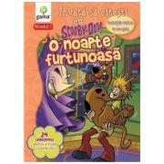 Invata sa citesti cu Scooby-Doo! Nivelul 1 - O noapte furtunoasa