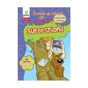 Invata sa citesti cu Scooby-Doo! Nivelul 1 - Superspionii