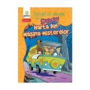 Invata sa citesti cu Scooby-Doo! Nivelul 2 - Harta din masina misterelor