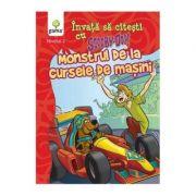 Invata sa citesti cu Scooby-Doo! Nivelul 2 - Monstrul de la cursele de masini