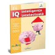 IQ. Inteligenta intelectuala. 4 ani. Colectia MultiQ