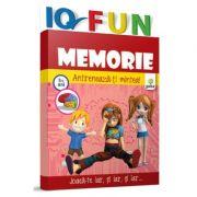 IQ fun. Memorie. Antreneaza-ti mintea!