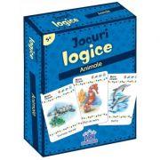 Jocuri logice. Animale