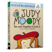 Judy Moody face ocolul Pamantului in 8 zile 1/2 - Megan McDonald