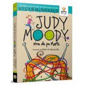 Judy Moody vine de pe Marte - Megan McDonald