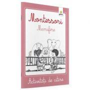 Mamifere. Activitati de citire Montessori