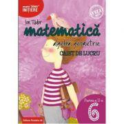 Matematica 2000 Initiere. Algebra, geometrie. Caiet de lucru, clasa a VI-a. Partea a II-a - Ion Tudor (Editia a II-a revizuita si adaugita)