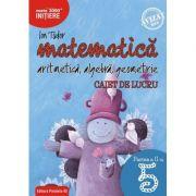 Matematica 2000 Initiere. Aritmetica, algebra, geometrie. Caiet de lucru, clasa a V-a. Partea a II-a - Ion Tudor (Editia a II-a revizuita si adaugita)