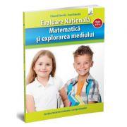 Matematica si explorarea mediului. Evaluare Nationala - Ioan Dancila, Eduard Dancila