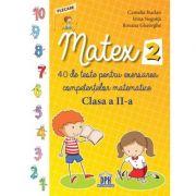 Matex. Clasa a II-a - Camelia Burlan